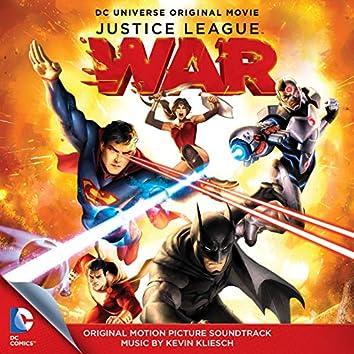 Justice League: War (Original Motion Picture Soundtrack)