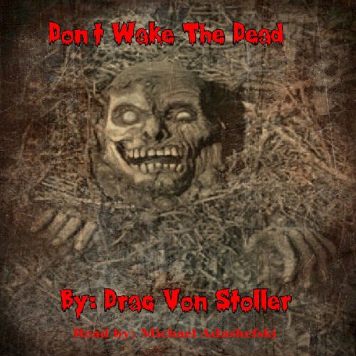Don't Wake the Dead audiobook cover art