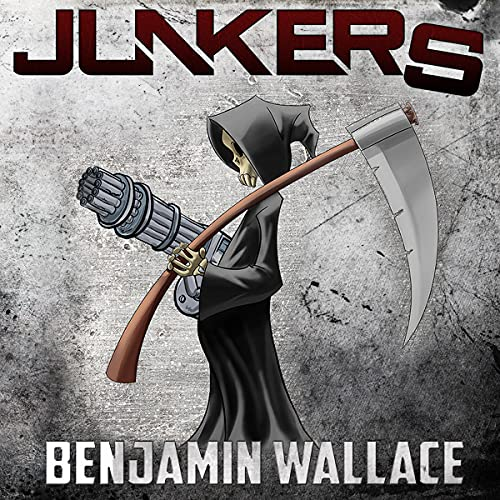 Junkers Audiobook By Benjamin Wallace cover art