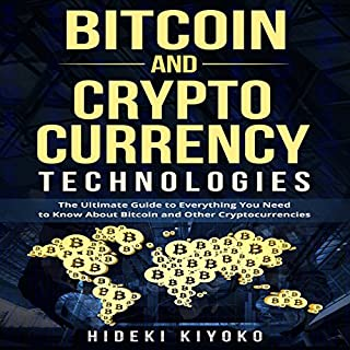 Bitcoin and Cryptocurrency Technologies audiobook cover art
