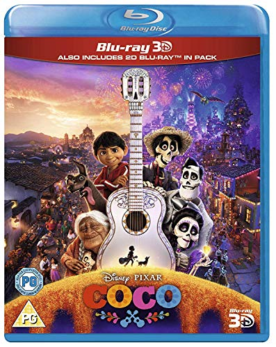 Coco [3D Blu-ray + Blu-ray]
