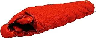 モンベル(mont-bell) 寝袋ダウンハガー800#1[最低使用温度-12度] オレンジ R/ZIP OG 1121289-OG