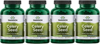 Sponsored Ad - Swanson Celery Seed Extract (Cellery) Urinary Health Antioxidant Support Phytochemicals Volatile Oils Suppl...