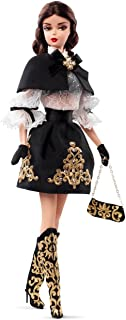 Barbie Collector BMFC Black and Gold Dress Barbie Doll