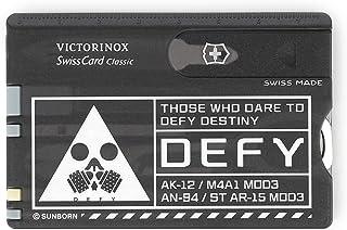 ドールズフロントライン 反逆小隊 ビクトリノックス スイスカード
