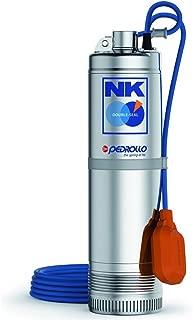 Etapa múltiples NKm bomba sumergible de agua eléctrico 2/4-GE 1, 5Hp 240 V Pedrollo