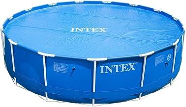 Intex Cubierta solar de piscina para Easy Set y Frame Pool Ø5,49 m