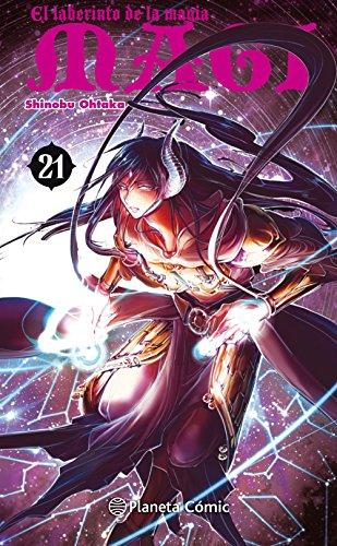 Magi El laberinto de la magia nº 21/37 (Manga Shonen)