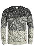 BLEND Garry - Maglione da Uomo, taglia:L;colore:Black (70155)