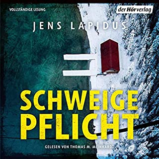 Schweigepflicht                   By:                                                                                                                                 Jens Lapidus                               Narrated by:                                                                                                                                 Thomas M. Meinhardt                      Length: 18 hrs and 3 mins     Not rated yet     Overall 0.0