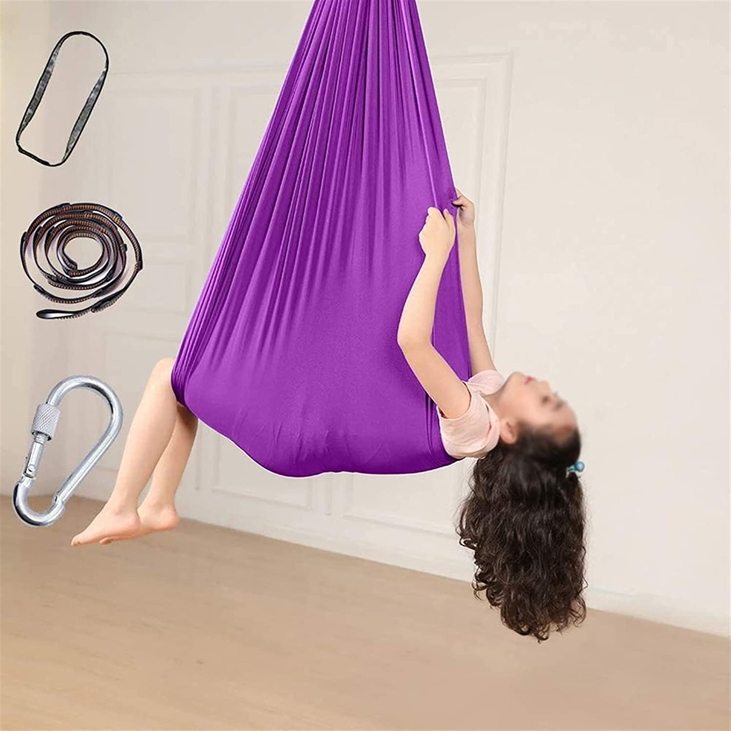 At the price of surprise YUDIZWS Snuggle Hanging Cuddle Hammock Sale Special Price Swi Adults Indoor Sensory