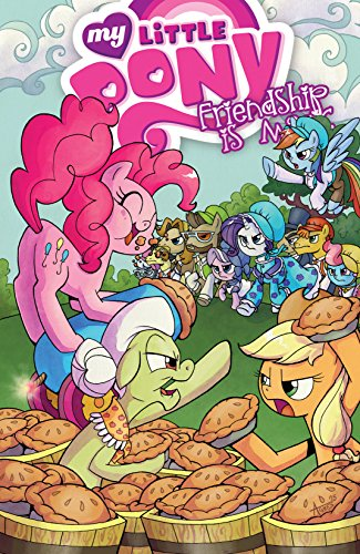 My Little Pony: Friendship Is Magic Vol. 8 (English Edition)