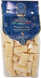 Antiche Tradizioni di Gragnano Paccheri Lisci Italian Durum Wheat Semolina Pasta Bronze Die - 500 gm