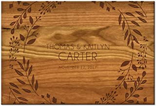 custom hardwood cutting boards