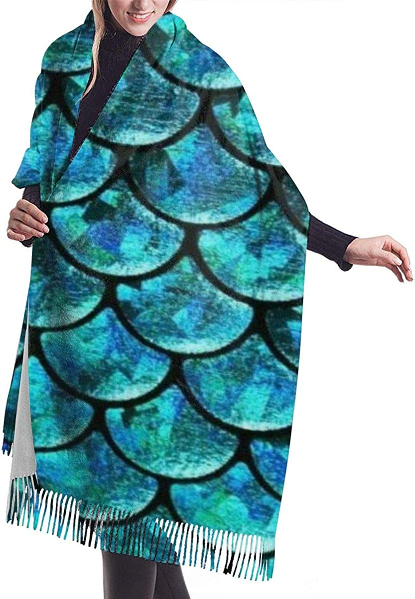 Women Ladies Light Scarves Winter Pashmina Shawls Wraps