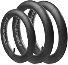 Two 16'' x 1.5/1.75 R & One 12.5'' x 1.75/2.15 F Heavy Duty Thorn Resistant Inner Tire Tube for BOB Revolution Strollers & Stroller Strides - Smart BOB Stroller Tire Set [3 Pack] Steerling Tire Co.