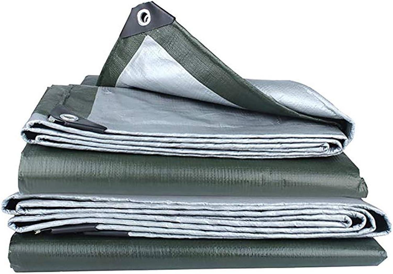 WFYB PE Waterproof Tarps Tarpaulin-Thick Waterproof, UV Resistant, red, Rip Tear Proof Tarpaulin Grommets Reinforced Edges 180g m2 15