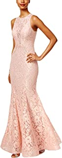 Xscape Womens Lace Mermaid Formal Dress