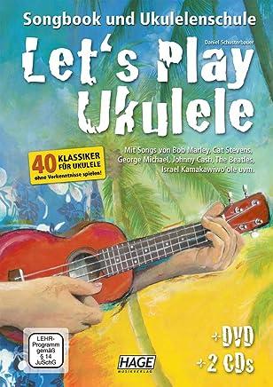 Lets Play Ukulele it 2 CDs DVD by Daniel Schusterbauer