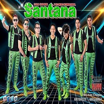 Ivan Choque y su grupo Santana ((Porque la historia continúa))