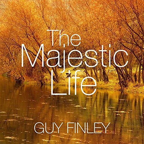 The Majestic Life audiobook cover art