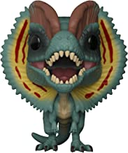 Funko Pop! Movies: Jurassic Park - Dilophosaurus (Styles May Vary) Collectible Figure