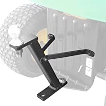 Great Day - Lawn Pro Hi-Hitch - Lawnmower Towing Hitch (Ball not included)