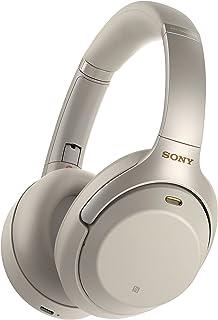 Sony WH-1000XM3 Bluetooth Koptelefoon, (Noise Cancelling, 30 Uur Batterijduur, Ambient Sound Mode, Snellaadfunctie, Microf...