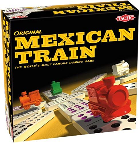 Mexican Train by Tactic
