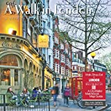 A Walk in London 2020 Wall Calendar