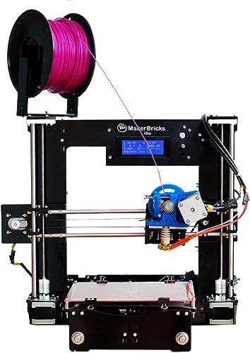 Makerbricks I3C 3D Printer (Black)