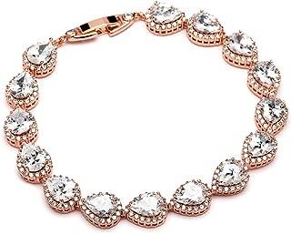 Best wedding bracelets rose gold Reviews