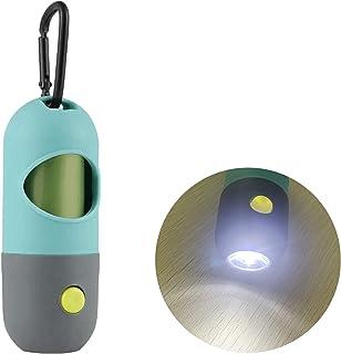 چراغ قوه LED ساخته شده MISSJOY و لوازم جانبی سگ توزیع کننده سگ قابل شستشو