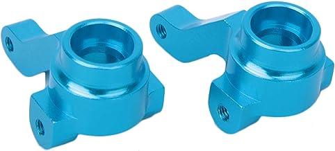 Voornaafdrager Stabiele prestatie Rc-naafdrager -Vervorming Duurzaam voor Road Drift Model Car(Blue 113708B)