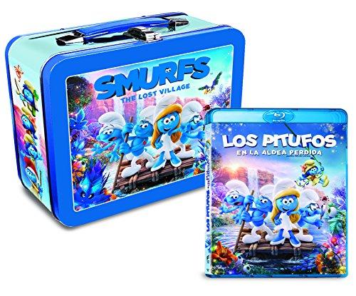 Los Pitufos en la Aldea Perdida (con Lonchera) [Blu-ray]