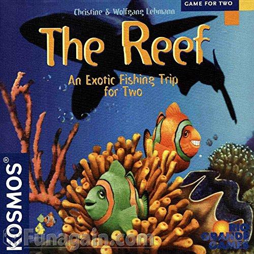 Rio Grande Games 160 - The Reef