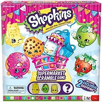 Shopkins Supermarket Scramble Board Game | Shopkin.Toys - Image 1
