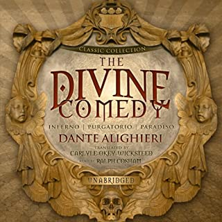 The Divine Comedy                   By:                                                                                                                                 Dante Alighieri                               Narrated by:                                                                                                                                 Ralph Cosham                      Length: 13 hrs and 18 mins     6 ratings     Overall 4.3