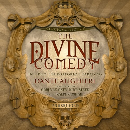 Page de couverture de The Divine Comedy