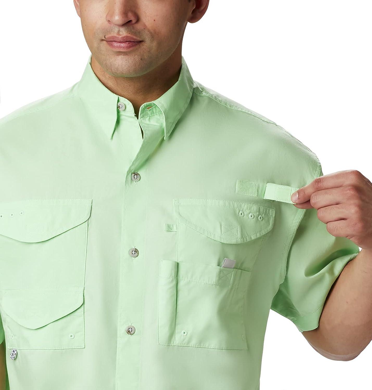 Columbia Short Sleeve Shirt Bonehead-Camiseta de Manga Corta, Hombre