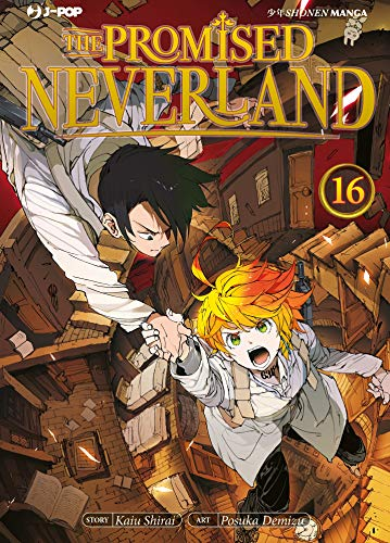 The promised Neverland (Vol. 16)