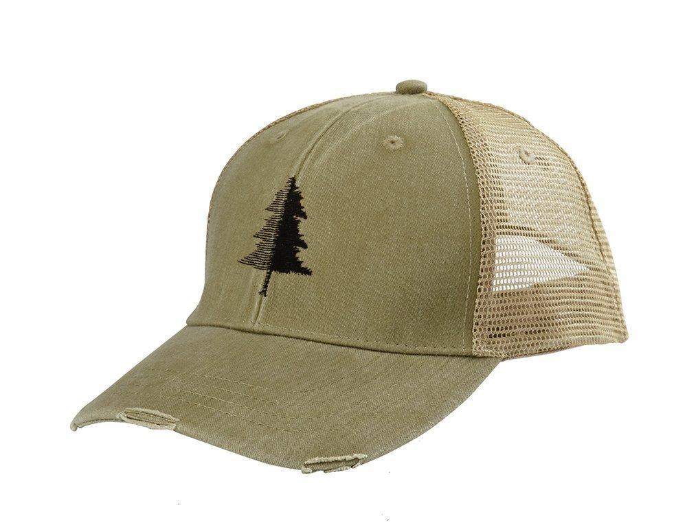 Trucker Cheap bargain Hat by Black Lantern Import – Mesh Featuring a