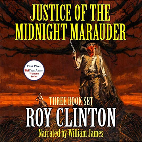 John Crudder: Justice of the Midnight Marauder  By  cover art