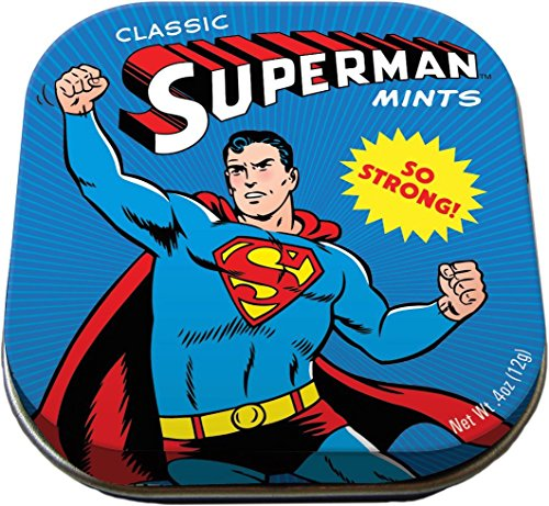 The Unemployed Philosophers Guild Superman Mints - 1 Small...