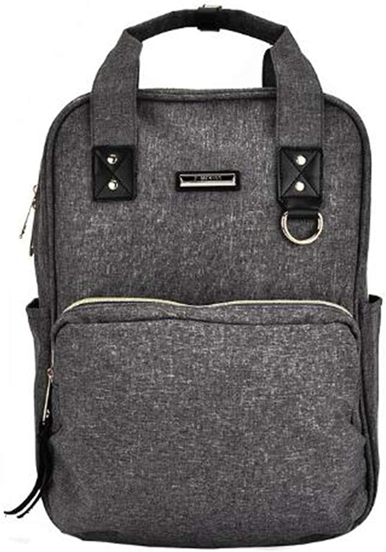 Backpacks Fashionable Men's Portable Computer Waterproof Oxford Cloth Leisure Shoulder Students