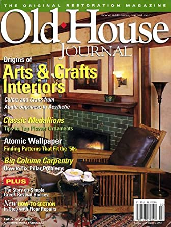 Amazon Com Old House Journal Magazine Subscriptions