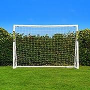 FORZA Fußballtor mit einem Klicksystem – das Fußball-Tor kann das ganze Jahr über bei jedem Wetter draußen Lassen Stehen   Fussballtore für Garten   Fussballtor Kinder (3m x 2m)