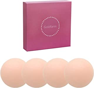 Nippleless Covers, Pasties, Silicone Reusable Breast...