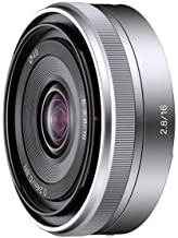 Sony SEL-16F28 Super Weitwinkel-Objektiv (Festbrennweite, 16 mm, F2.8, APS-C, geeignet..