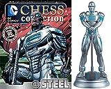 dc comics Chess Figurine Collection Nº 84 Steel